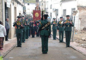 Oposiciones a la guardia civil